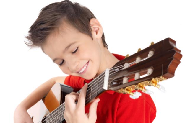 Kiddies Guitar Lessons